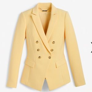 WHBM Canary Trophy Jacket - more pics soon!